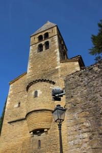 abside en encorbelleent-Châtillon