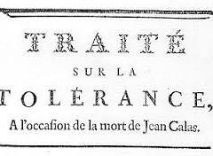 La ficelle s'ouvre….Voltaire – Traité sur la Tolérance