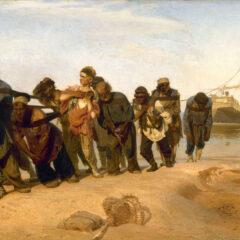LA REMONTEE DU FLEUVE – Le halage