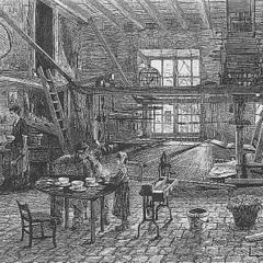 Les Chefs d'Atelier, une histoire de canuts
